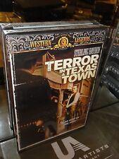 Terror in a Texas Town (DVD) Sterling Hayden, Sebastian Cabot, Carol Kelly, NEW!