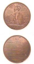 Medaglia annessione della Savoia al Regno di Sardegna 1815 Vittorio Emanuele I