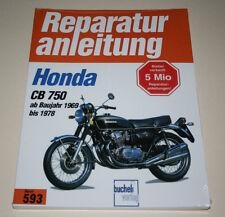 Reparaturanleitung Honda CB 750 Four K0 K1 K2 K3 K4 K5 K6 K7 K8, Bauj. 1969-1978