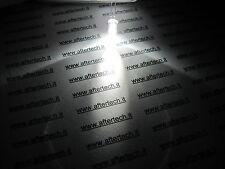20 LED LEDS 4500K BIANCO PURO ULTRALUMINOSI 5mm 20.000mcd SUPERBRIGHT