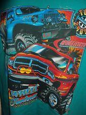Mens XL T-Shirt 4 Wheel Trucks Jamboree Nationals Tour 2005 Tee Special Events