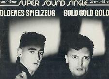 """D.A.F. - Goldenes Spielzeug - 12""""Single von 1981"""