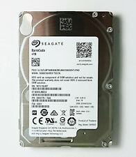 """Seagate ST4000LM024 4 TB 5400RPM 2.5"""" SATA 6Gb/s Hard Drive 15mm Height OEM"""