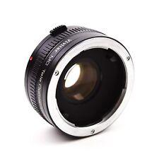 Vivitar MC Tele Converter 2x-21 Lens for Olympus