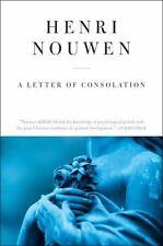 A Letter of Consolation: By Nouwen, Henri J. M.