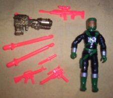 Vintage 1993 GI Joe Payload Figure with Accessories & Filecard, Excellent shape!