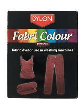 Dylon Machine Fabric Dye - Bordeaux Burgundy