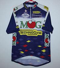 Vintage MOG Technogym cycling team jersey Nalini