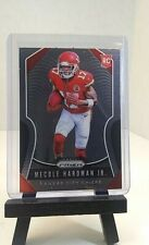 MECOLE HARDMAN Jr **2019 Panini Prizm Football** Base #345 Rookie RC🏈🔥🏈🔥