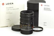 Leica Tri-Elmar-M 11625 4/28-35-50mm ASPH. 6-bit // 32436,10
