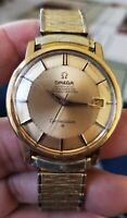 Omega Constellation vintage Automatic 168.010/11 Gold 18K/750, 24 Jewels 552 cal