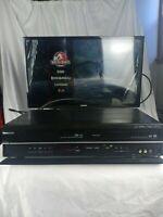 Toshiba DVR620KU DVD VCR 1080p Recorder