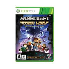 Minecraft Story Mode Season Disc (microsoft Xbox 360 2015)