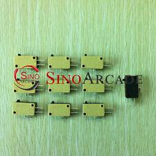 10pcs Replacement 3 terminals arcade zippy type push button actuator microswitch