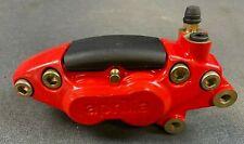 NEW GENUINE APRILIA RS 125 1999-2003 RED FRONT BRAKE CALIPER AP8113781