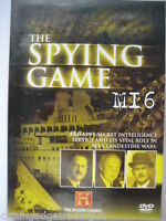 The Spying Game MI6 (DVD, 2005) NEW SEALED PAL Region 2