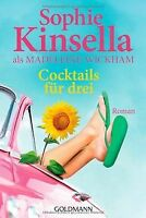 Cocktails für drei: Roman von Kinsella, Sophie | Buch | Zustand gut