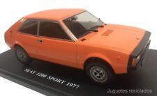 1/24 Seat 1200 Sport 1977 Bocanegra IXO Altaya Diecast