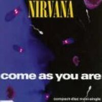 Nirvana Come as you are (1992) [Maxi-CD]