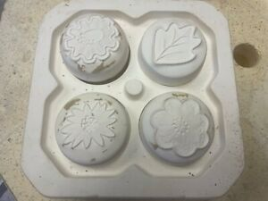 POTTERY Ceramic Flower Press mould By Mayco Texturing Add Ons Or Slab Imprints