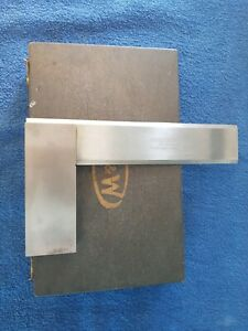 Moore & Wright reference sq grade AA No. 401 in box a quality UK made square.