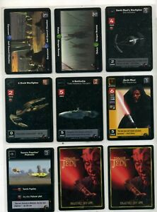 STAR WARS GAME CARDS  YOUNG JEDI  LOT OF 70 CARDS     POST FREE