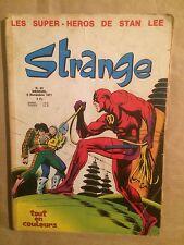 STRANGE - T23 : novembre 1971