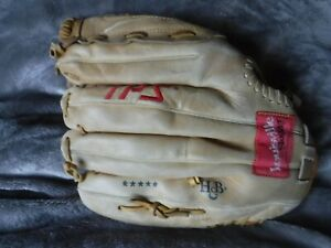 Louisville Slugger TPS BAseball Glove 12 1/2 Inch Golve Pre Owned