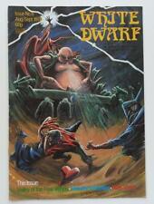 RARE ORIGINAL 1978 ISSUE #8 'WHITE DWARF' FANTASY GAMES MAGAZINE - EXCELLENT