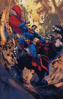 ACTION COMICS #1000 deutsch PP VIRGIN-VARIANT-SET lim.15 Publisher Proof JIM LEE
