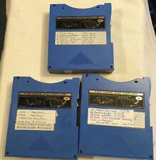 New listing Pioneer Prw 1141 6-Disc Magazine Cartridge/Multi Cd Changer-Blue, Qty 3 pcs Used