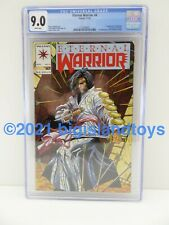 Valiant Comics Eternal Warrior #4 CGC 9.0 VF/NM Key 1st Appearance of Bloodshot