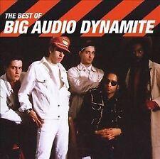 BIG AUDIO DYNAMITE THE BEST CD NEW
