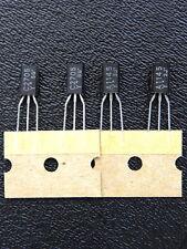 (2 pair 4 pcs) Toshiba 2SA1145 PNP + 2SC2705 NPN Complementary Audio Transistor