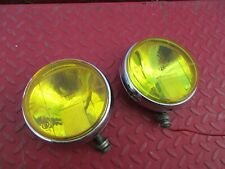 CLUTEROCHE LODE FOG LAMPS/LIGHTS