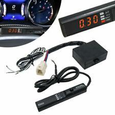 Turbo Timer Apexi coche auto Universal para control de pluma na Y Negro Pantalla LED Rojo