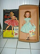 Vintage Boxed Ideal 21 inch Revlon Doll - Hairnet, Minty