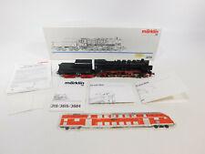 CI7-2# märklin H0/AC 3315 Locomotiva a Vapore/Locomotiva Vapore 50 3143 DB,Mint