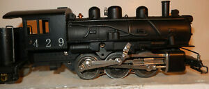 American Flyer Large, Rare 429 Yard Switcher 1939 & 40 Only Great Matte Finish