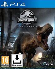 Jurassic World Evolution - PS4 📥