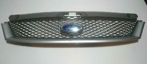 Ford Mondeo III 2000-2007 ASSY IS7X8A100AK  Front Grill Black Gray