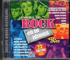 Maldita Vecindad, Soda Stereo, Los Amantes De Lola, Foboa, Miguel Mateos CD+DVD