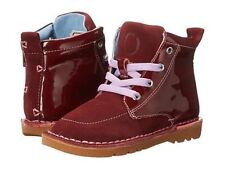 NIB LIVIE & LUCA Shoes Boots Barnum Plum 5