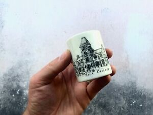 Antique Miniature Bala College North Wales Cup - Made in Germany Stamp