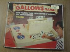 VINTAGE - GALLOWS GAME - TOMLAND - 1985