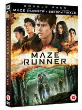 Películas en DVD y Blu-ray acciones, el corredor del laberinto Desde 2010