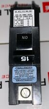 Federal Pacific New Challenger 15 Amp 1 Pole Stab Lok Type Na Circuit Breaker