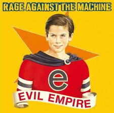 RAGE AGAINST THE MACHINE Evil Empire 180gm Vinyl LP NEW & SEALED Music On Vinyl
