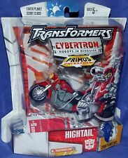 "Transformers Cybertron 4"" HIGHTAIL New w Cyber Key Factory Sealed 2005"