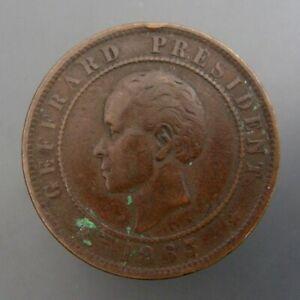 Haiti 1863 20 Centimes